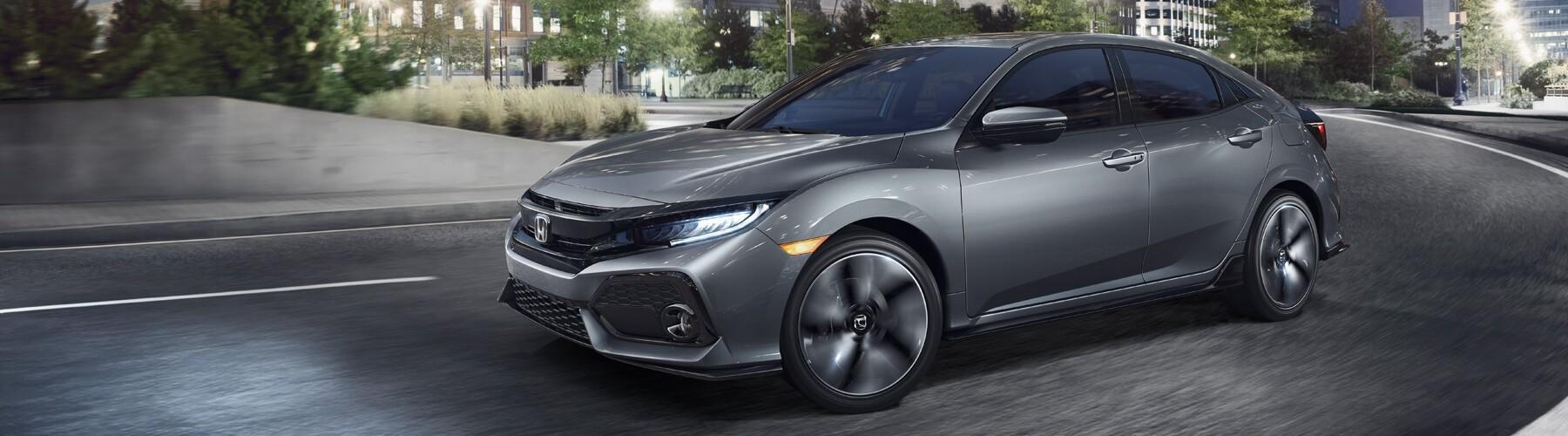 2018 Honda Civic Hatchback Banner