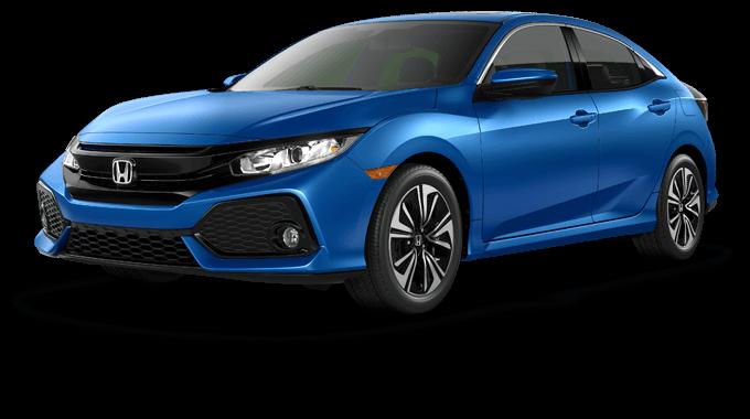 2018 Honda Civic Hatchback EX-L