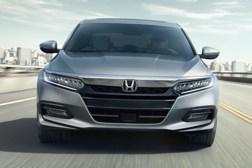 2018 Honda Accord Sedan Exterior Front Grille