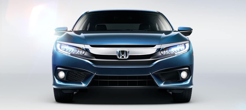 2018 Honda Civic Sedan Exterior Front Grille