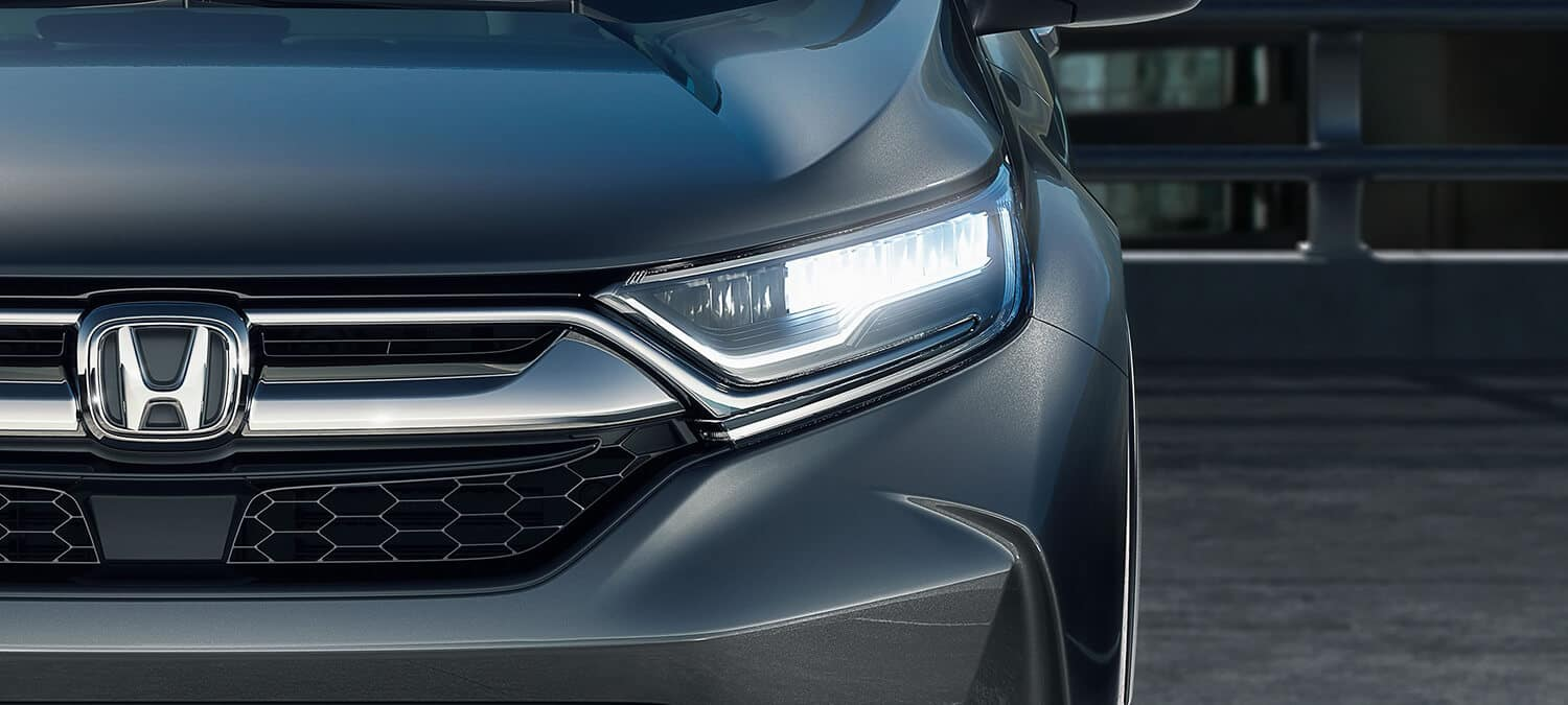 2018 Honda CR-V Exterior Headlight Closeup