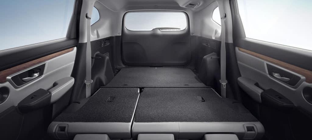 2018 Honda CR-V Interior Cargo Area