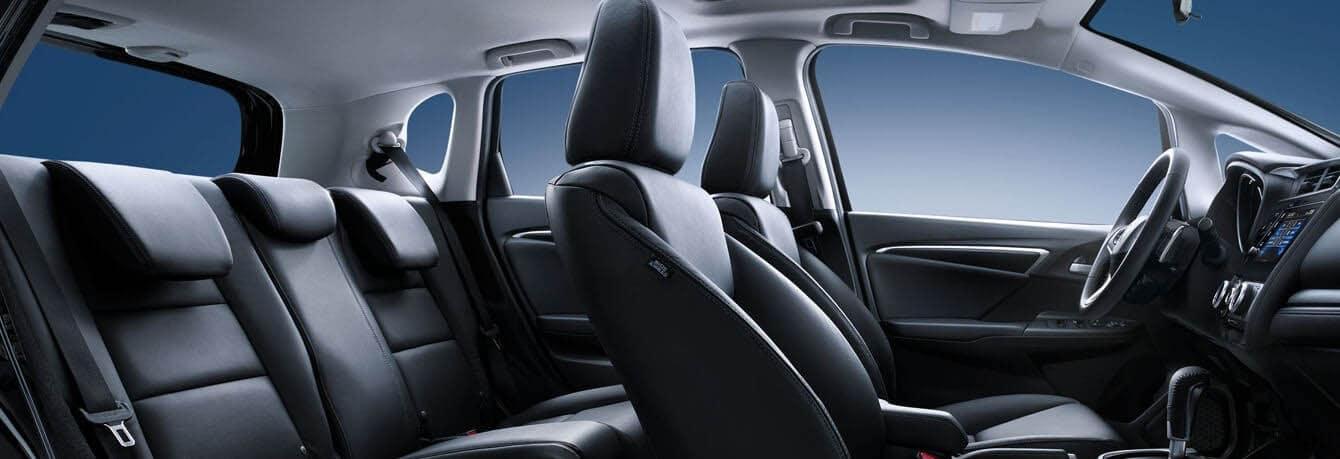 Honda Fit Interior Seating