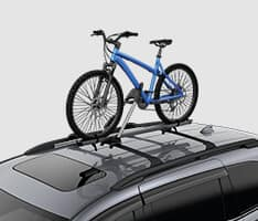 2018 Honda Odyssey bike attachment roof mount
