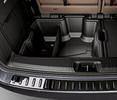 2018 Honda Odyssey cargo bin