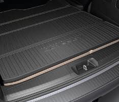 2018 Honda Odyssey folding cargo mat