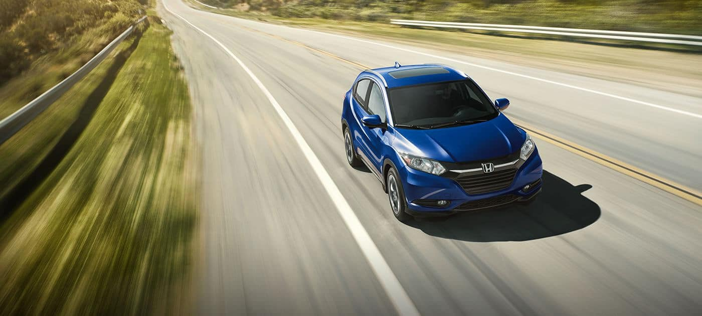 2018 HR-V Vehicle Stability Assist
