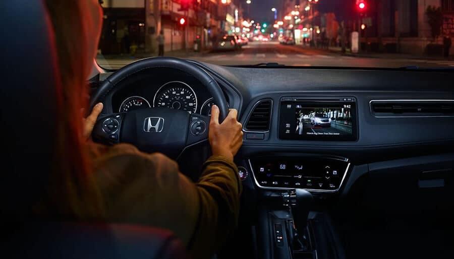 2018 Honda HR-V Honda LaneWatch