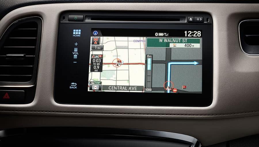 2018 Honda HR-V Navigation