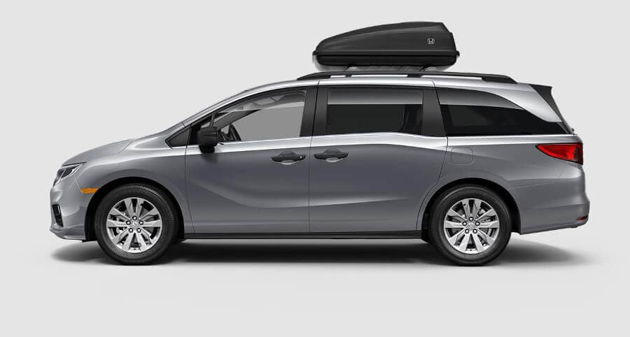 2018 Odyssey Roof Box