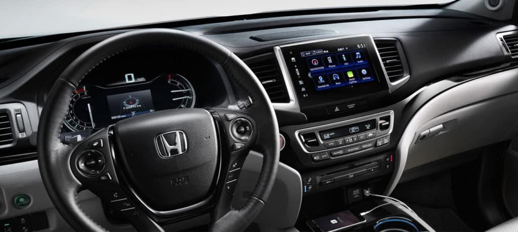 2018 Honda Pilot Interior Cabin