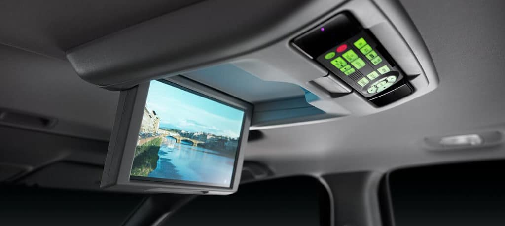 2018 Honda Pilot Interior Rear Entertainment System
