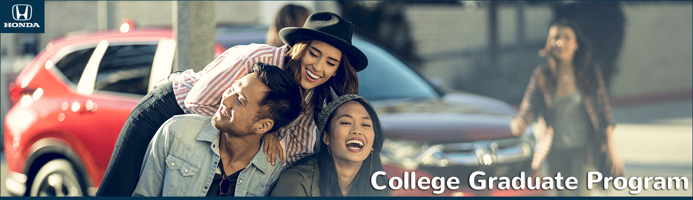 Detroit Area Honda Dealers College Graduate Program