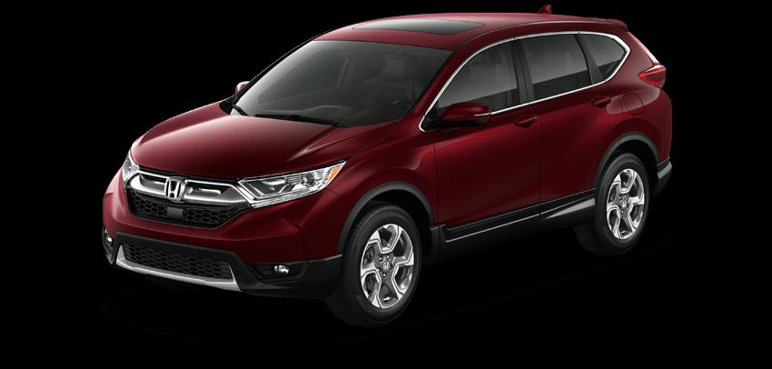 2018 Honda CR-V All-Wheel Drive