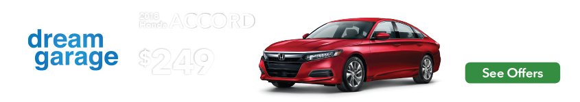 Detroit Area Honda Dream Garage Spring Event 2018 Honda Accord