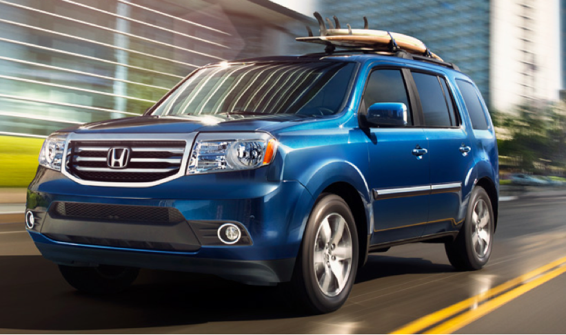 Attractive 2014 Honda Pilot