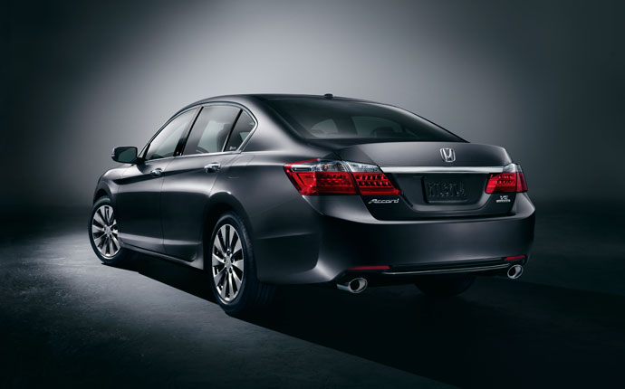 Do You Want The 2014 Honda Accord V6 Engine?