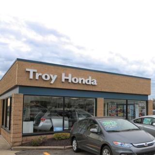 Troy Honda