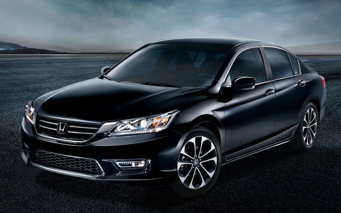 The 2014 Honda Accord: Coupe Or Sedan?