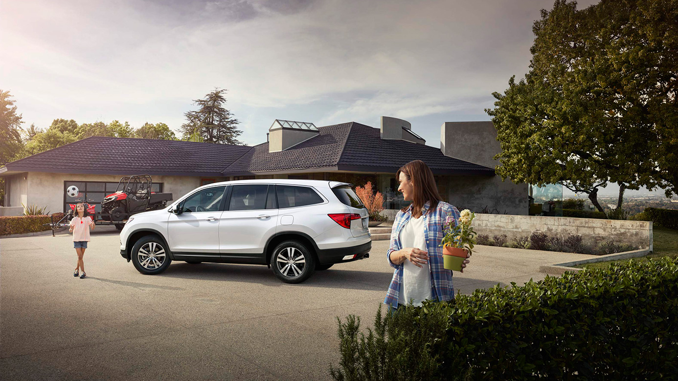 Compare The 2016 Ford Explorer Features To Honda S Pilot