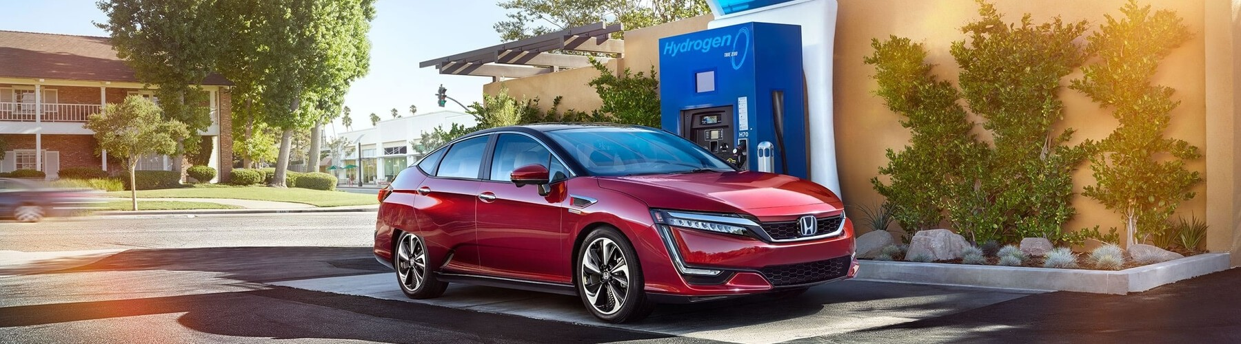 2017 Honda Clarity Fuel Cell Banner
