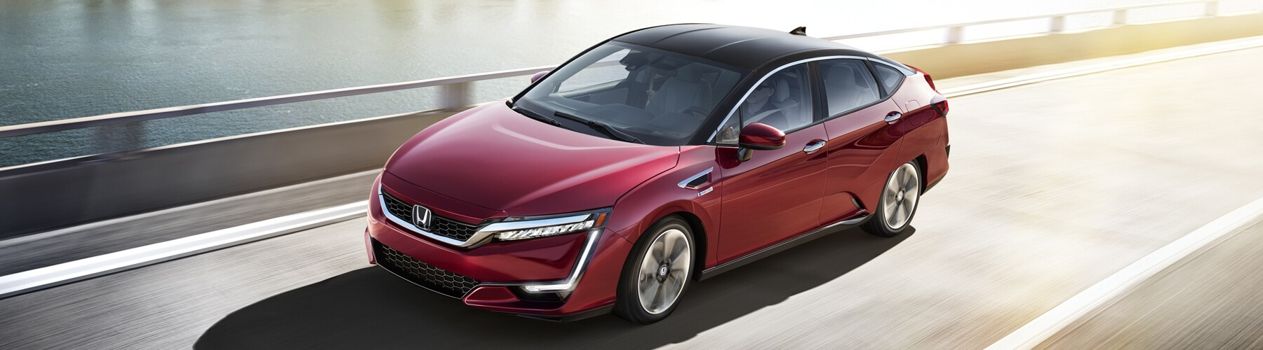 Honda Clarity Fuel Cell Smart Technology