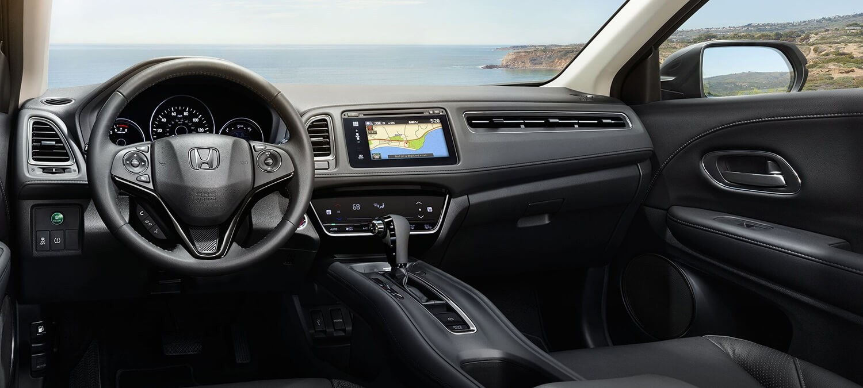 2018 Honda HR-V Interior Cabin Driver POV