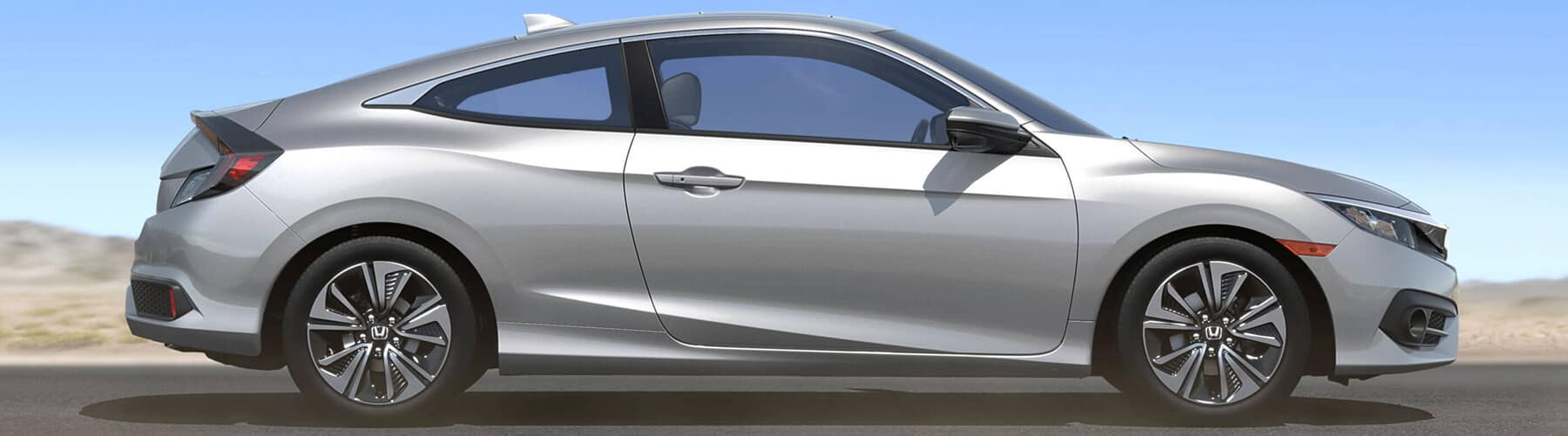 2018 Honda Civic Coupe Banner