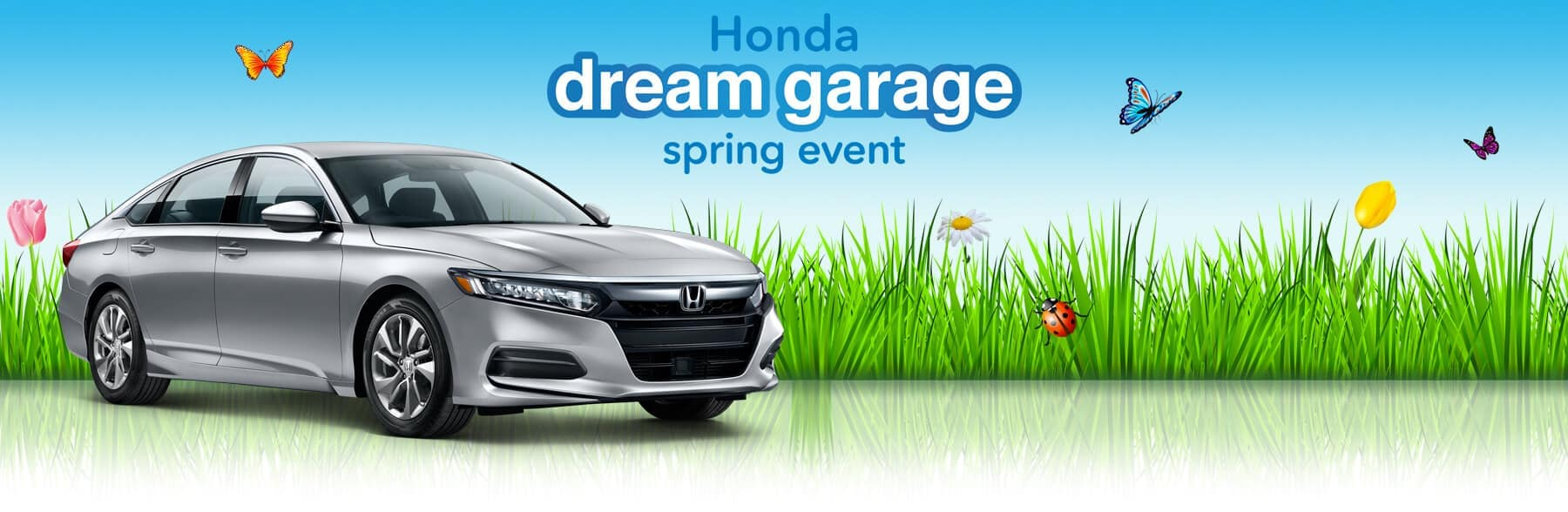 Honda Dream Garage Spring Event 2018 Honda Accord