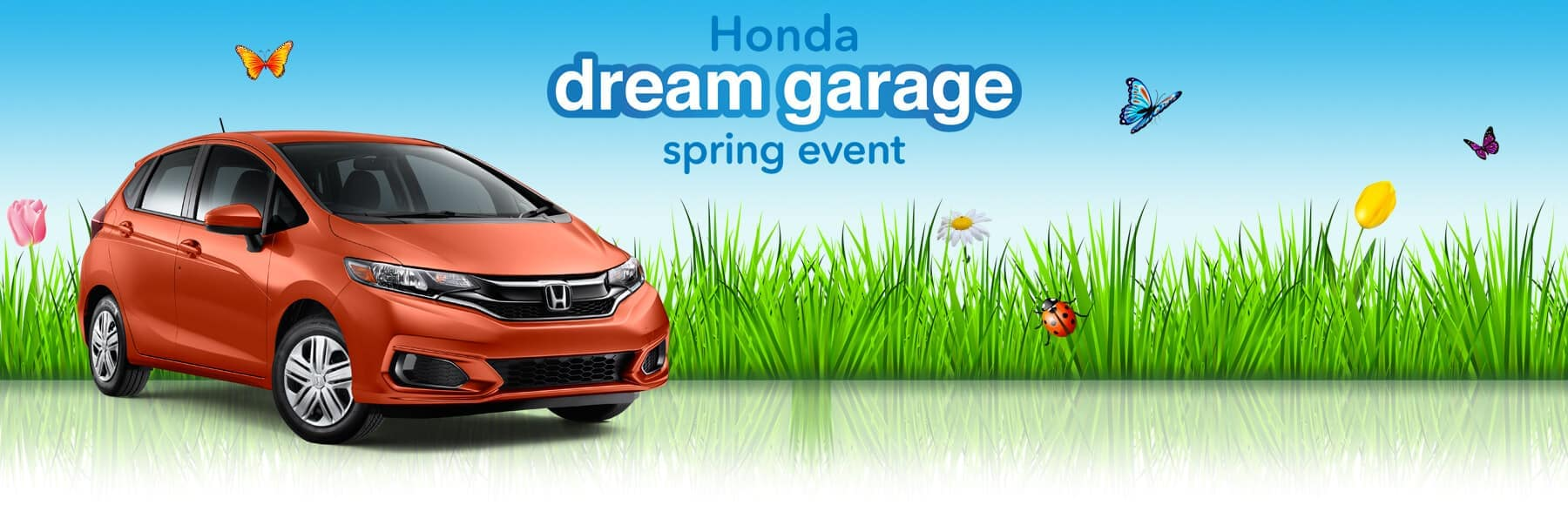 Honda Dream Garage Spring Event 2018 Honda Fit