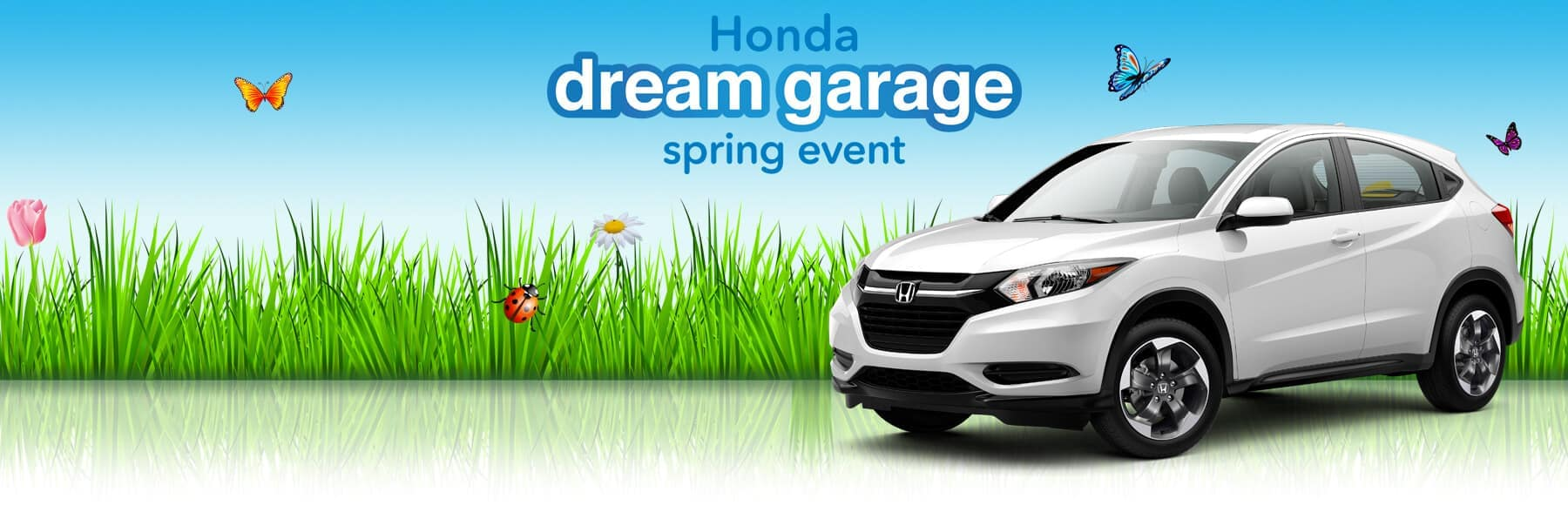 Honda Dream Garage Spring Event 2018 Honda HR-V