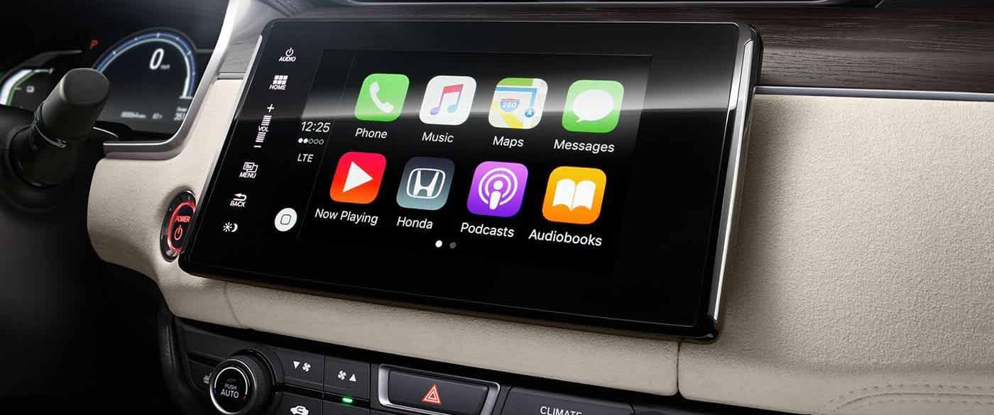 2018 Honda Clarity Plug In Hybrid Apple Carplay