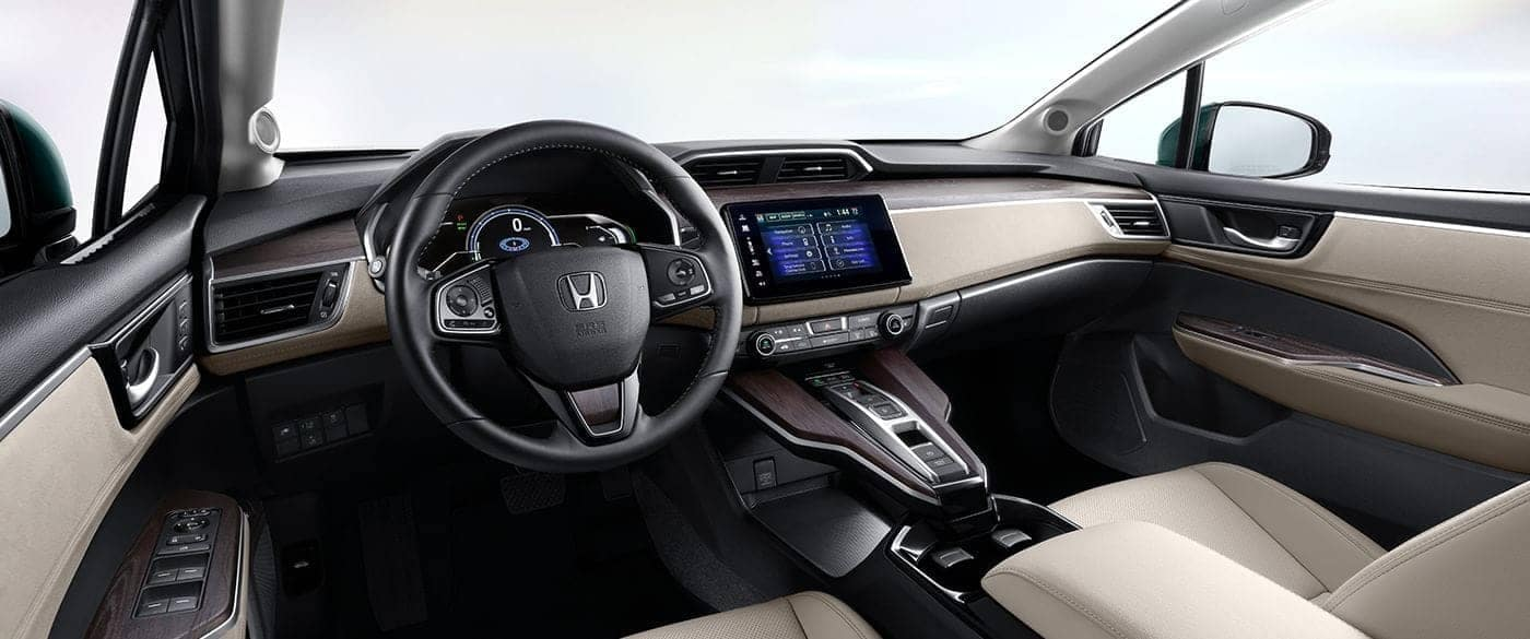 2018 Honda Clarity Plug In Hybrid Front Dashboard Speakers