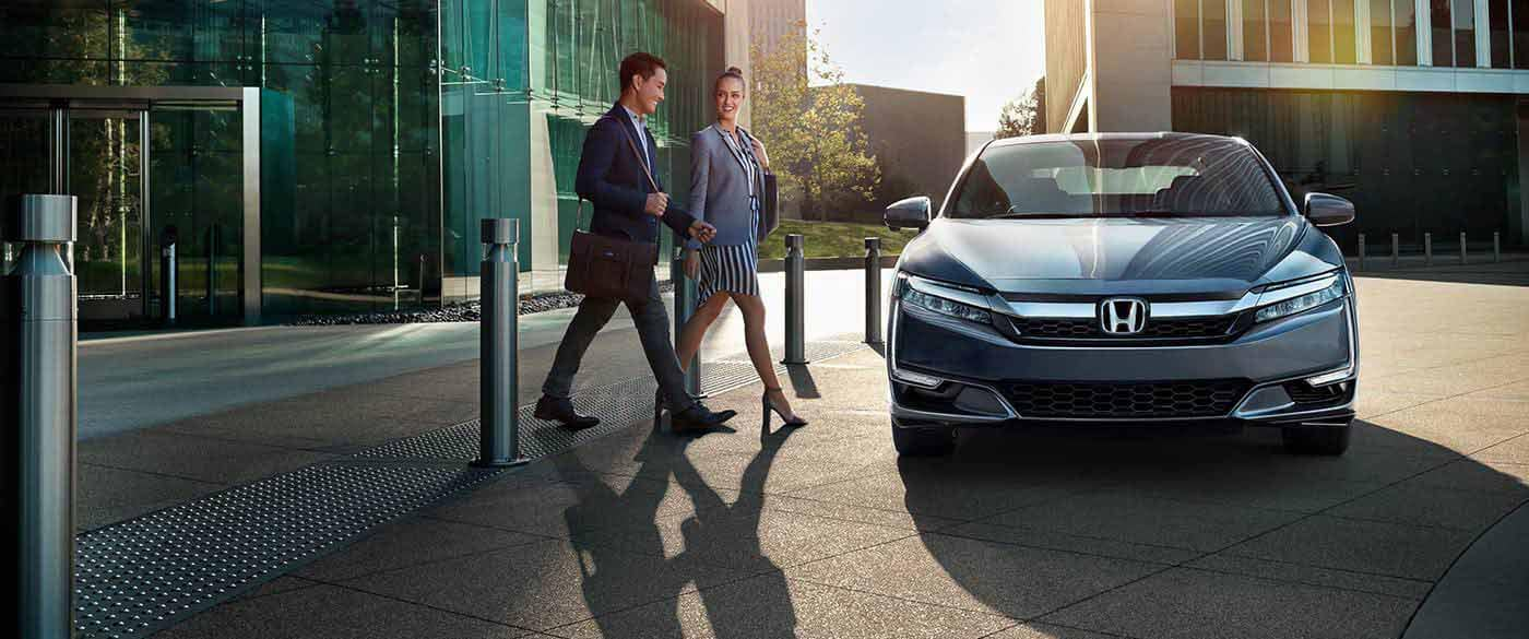 2018 Honda Clarity Plug In Hybrid Smart Entry