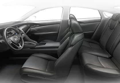 2019 Honda Insight Interior Seating