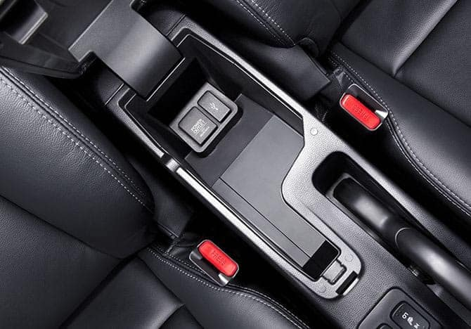 2019 Honda Fit Interior Storage
