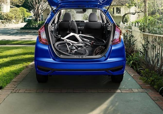 2019 Honda Fit Open Hatchback