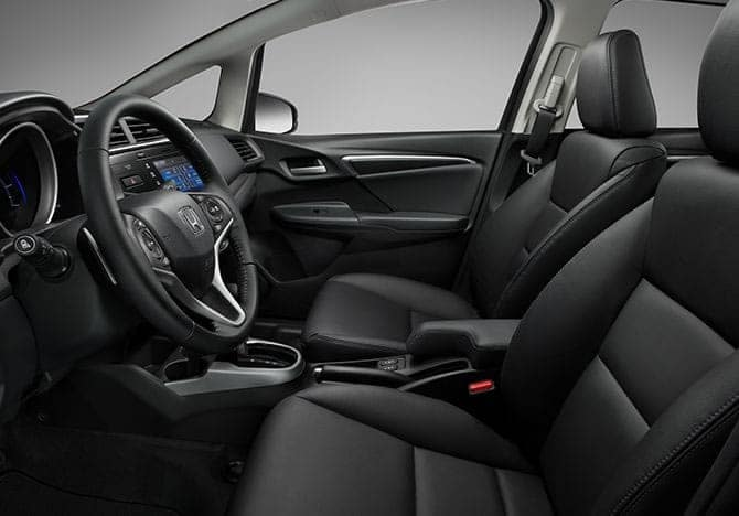 2019 Honda Fit Seats