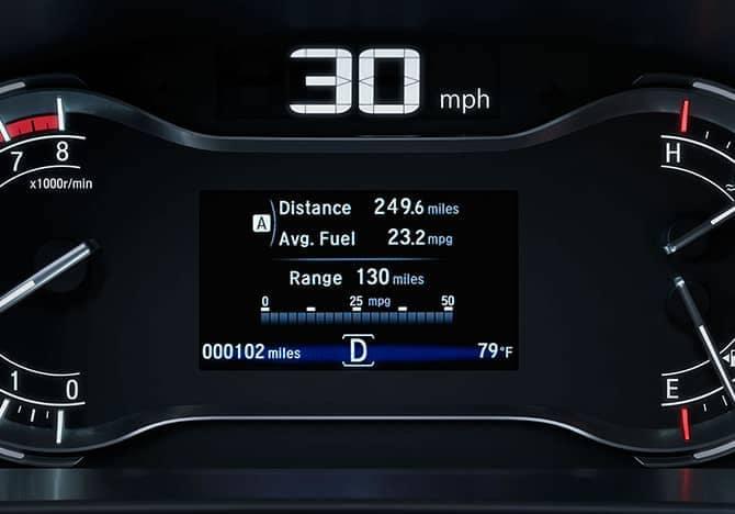 2019 Honda Ridgeline Driver Assistance