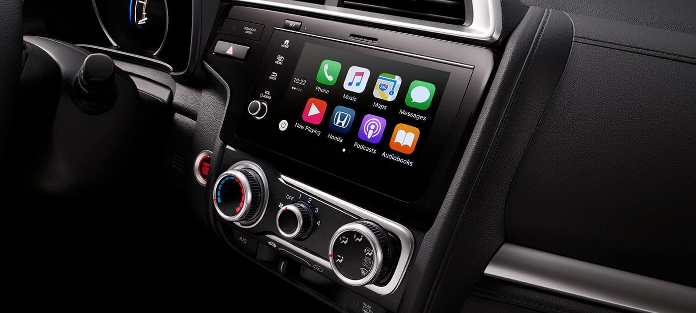 2019 Honda Fit Apple Car Play