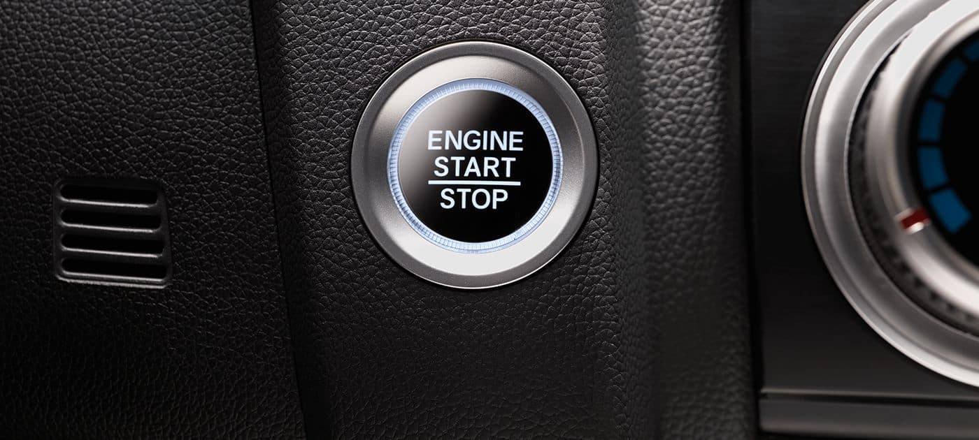 2019 Honda Fit Push to Start
