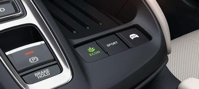 2019 Honda Insight 3 Drive Mode