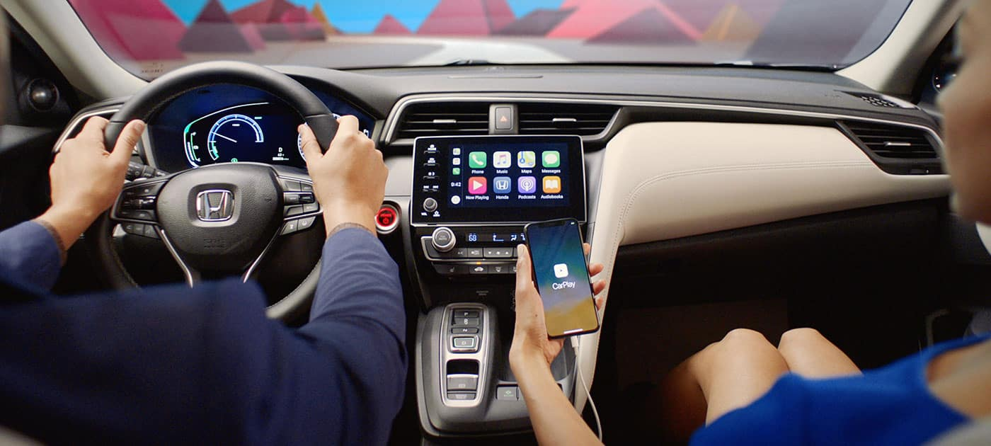 2019 Honda Insight Apple Car Play