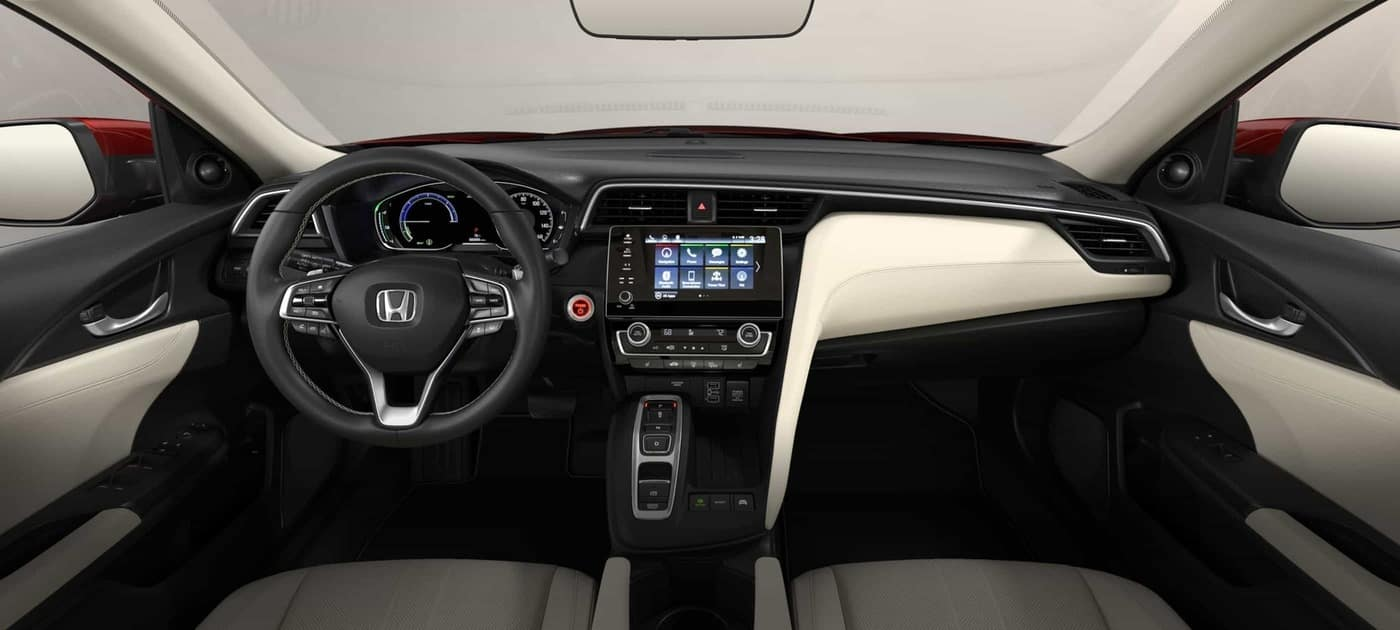 2019 Honda Insight Leather Trim