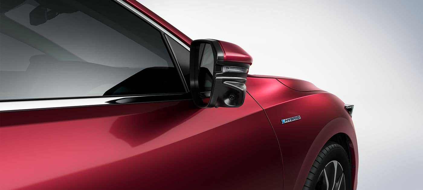 2019 Honda Insight Side Mirror Camera