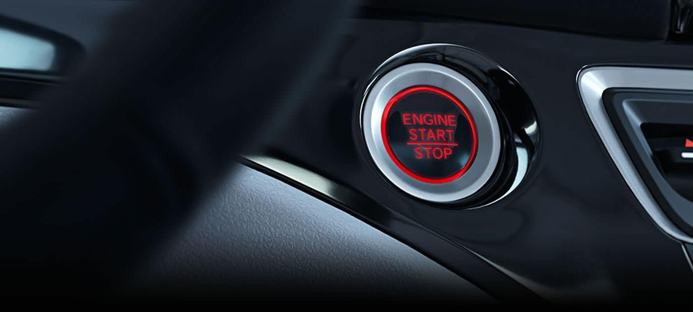 2019 Honda Ridgeline Push To Start