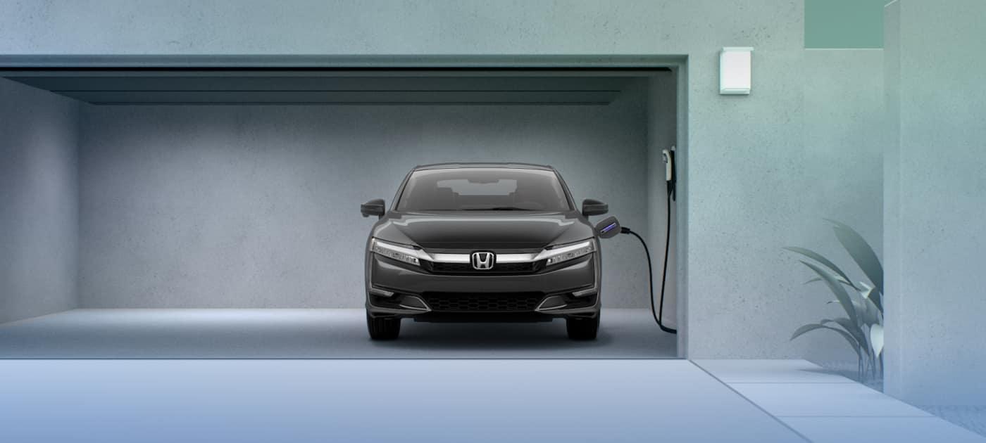2018 Honda Clarity Plug In Hybrid Charging