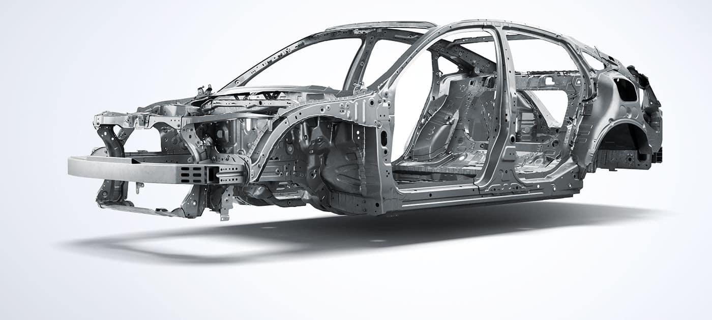 2019 Honda Insight Body Structure