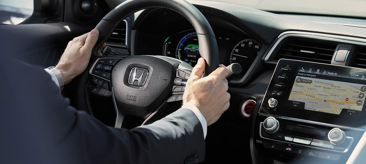 2019 Honda Insight Safety