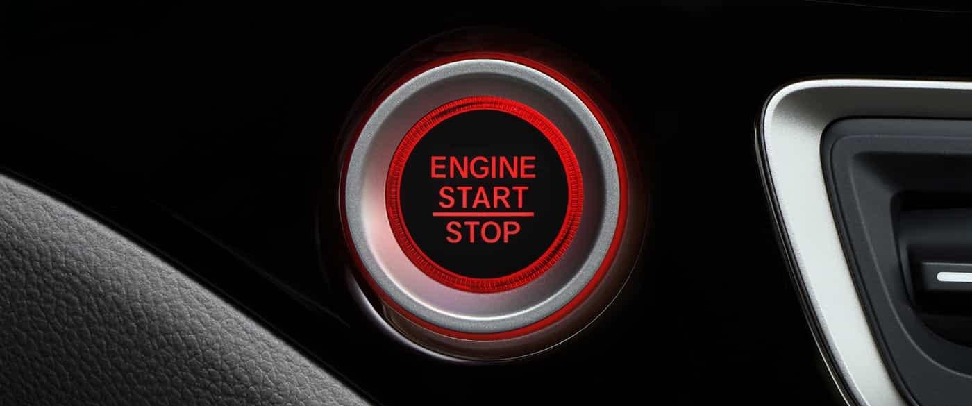 2019 Honda Pilot Push to Start